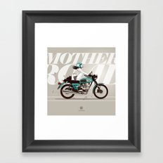The Mother Road Framed Art Print