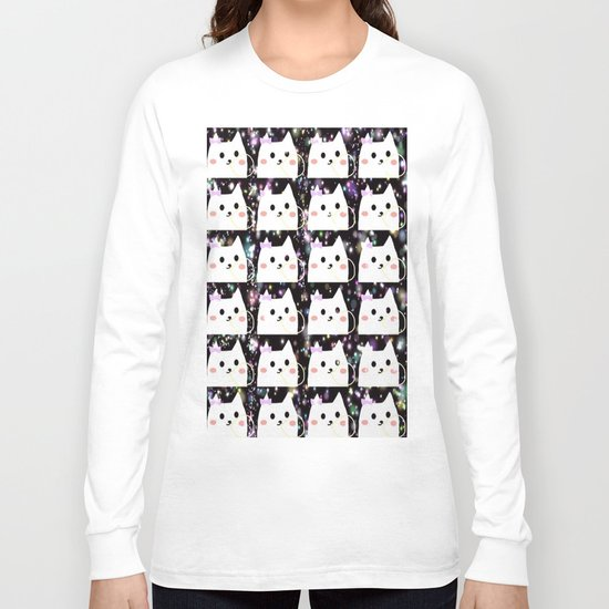 cat-42 Long Sleeve T-shirt