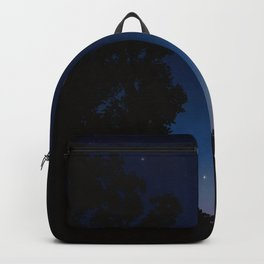 The Long Twilight Of Midsummer Nights Backpack