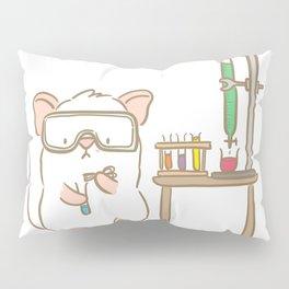 Lab Mouse Pillow Sham