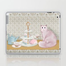 Cat's Tea Party Laptop & iPad Skin