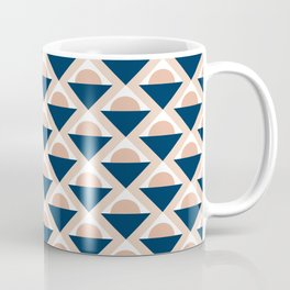 ABSTRACT GEOMETRIC VIII Coffee Mug