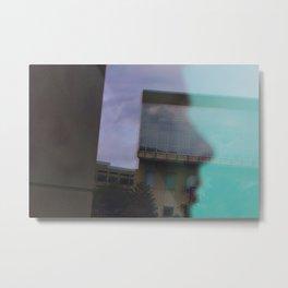 reflections ~ digital photography Metal Print