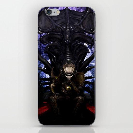 King Predator iPhone & iPod Skin