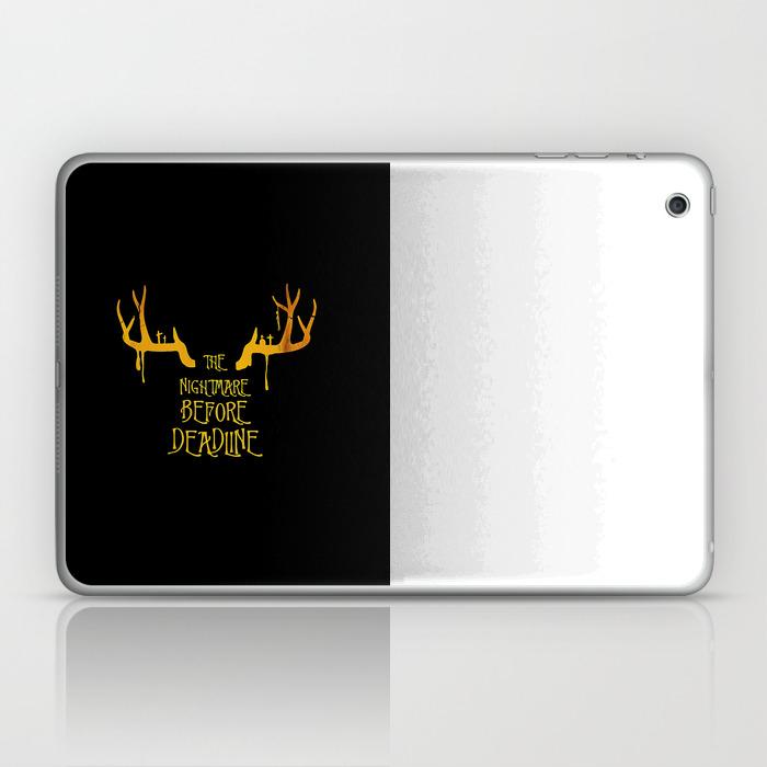 The Nightmare Laptop & Ipad Skin by Califournya LSK7918999