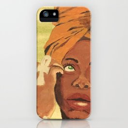 Baduizm iPhone Case