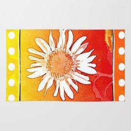 Sunflower Sunshine Rug