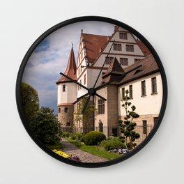 Castle Ratibor Wall Clock