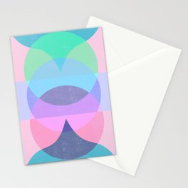 SPATIAL DIVIDE II Stationery Cards