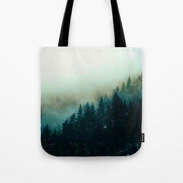 Foggy Magic Tote Bag