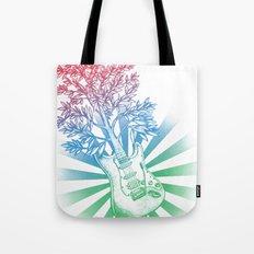 Let It Grow Tote Bag