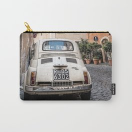 Fiat  in  Rome Carry-All Pouch