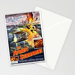 The Atomic Submarine Stationery Cards