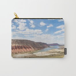 Flaming Gorge - Utah Landscape Photography Carry-All Pouch
