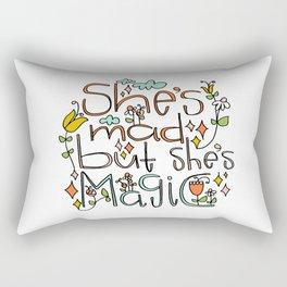 Mad Magic Rectangular Pillow