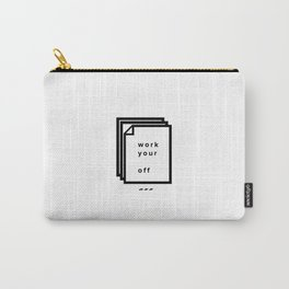 Quote Carry-All Pouch