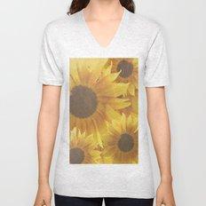 Flower Child  Unisex V-Neck