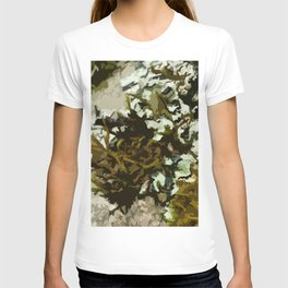 Abstract Moss design 03 T-shirt