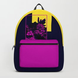 Neon Succulents #society6 #succulent Backpack