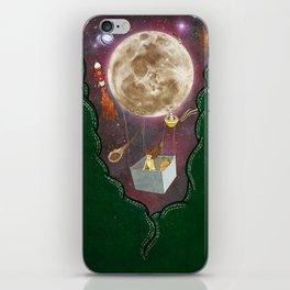 A Space Odyssey  iPhone Skin