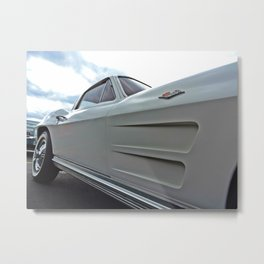 1964 Chevrolet Corvette Stingray Metal Print