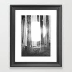 Aeon Framed Art Print
