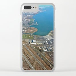 From Up There (Pt 1) Clear iPhone Case