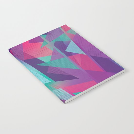 Geometric Abstraction Notebook