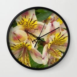 In Bloom Wall Clock