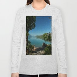Moody Lake McDonald Long Sleeve T-shirt