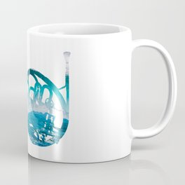 French Horn 2 Coffee Mug