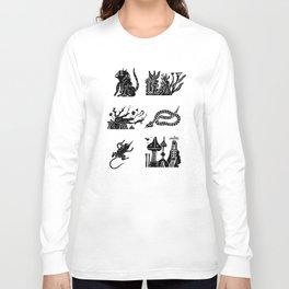 flflf Long Sleeve T-shirt