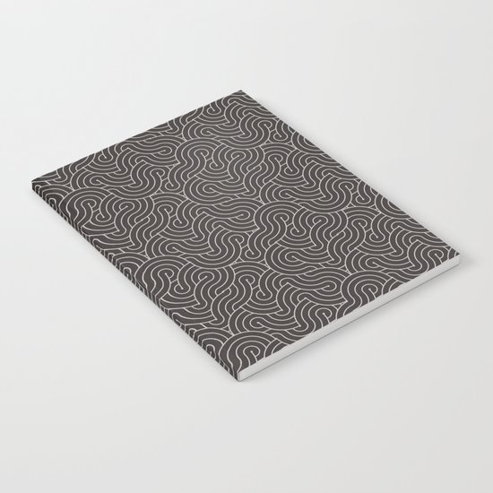 SWIRL / coffee Notebook