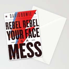 Mess Stationery Cards
