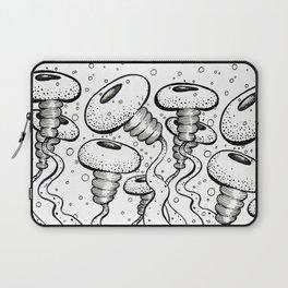 puffervescent anemones Laptop Sleeve