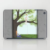 knit iPad Cases featuring Knit Together by june at noon