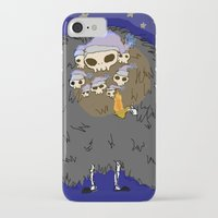 dark souls iPhone & iPod Cases featuring Dark Souls- Goodnight Nito by Mango Mamacita