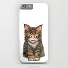 Little Kitten II Slim Case iPhone 6s