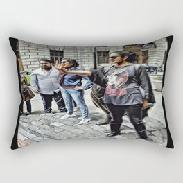 Defiance Rectangular Pillow
