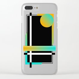 Portable Head Clear iPhone Case