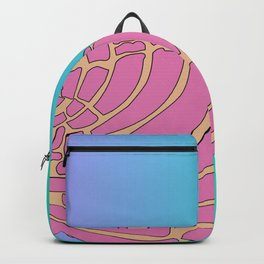 Pan Dulce ( Concha) Backpack