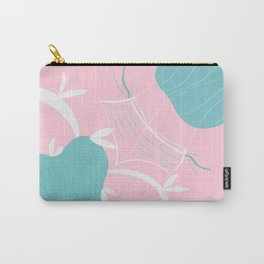 Babes at the Poolside #1 #painting #wall #decor #art #society6 Carry-All Pouch