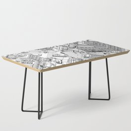 MacPaint project: NYC Coffee Table