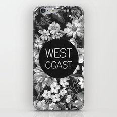 West Coast iPhone & iPod Skin
