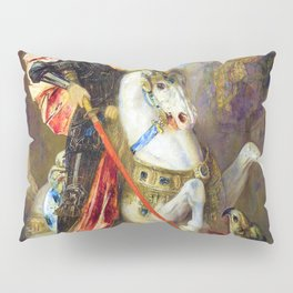 Saint George And The Dragon - Digital Remastered Edition Pillow Sham