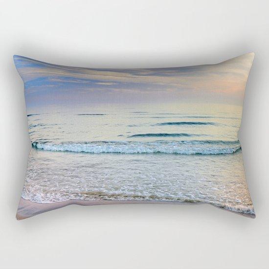 """Vintage sea"". Summer dreams 2016 Rectangular Pillow"