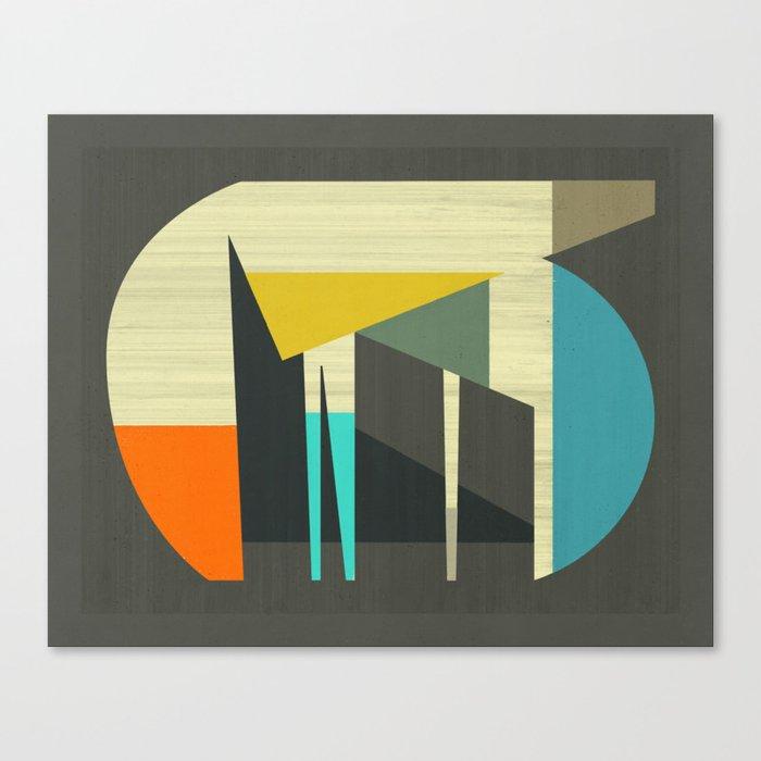 PROBABLY Canvas Print
