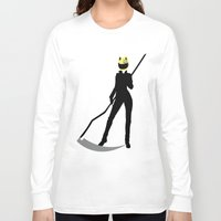 durarara Long Sleeve T-shirts featuring Celty by JHTY