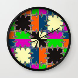 Placer Wall Clock