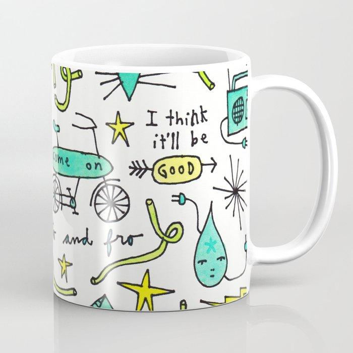 to and fro Coffee Mug